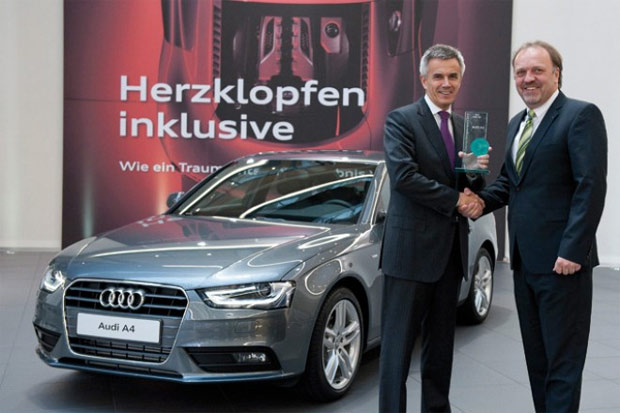 DEKRA: Audi A4 najbolji po svim parametrima