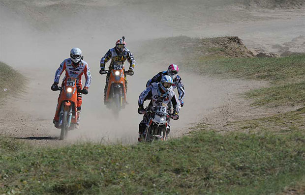 Gabor prvu etapu Dakar 2012 relija završio na 97. mestu