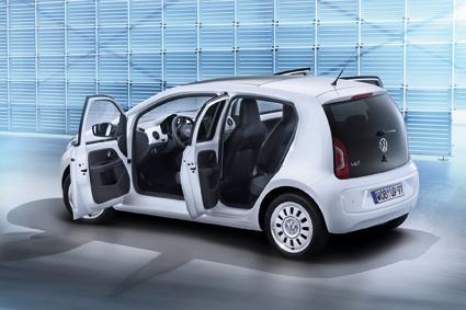 """Novi mali gradski automobili iz """"Volkswagena"""" na sajmu"""