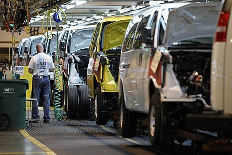 Rekordan profit Dženeral Motorsa