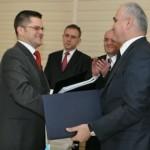 Potpisan Sporazum o zajmu Azerbejdžana za izgradnju deonice Koridora 11