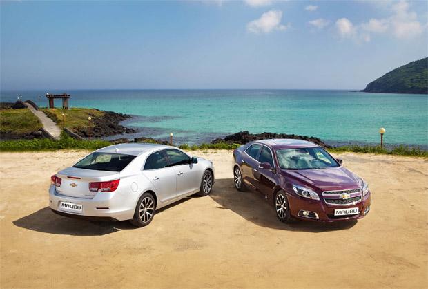 Novi Chevrolet Malibu napravio milion test milja širom sveta
