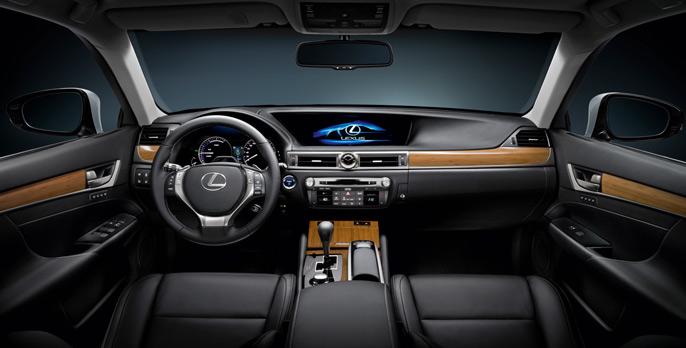 Novi Lexus GS 450