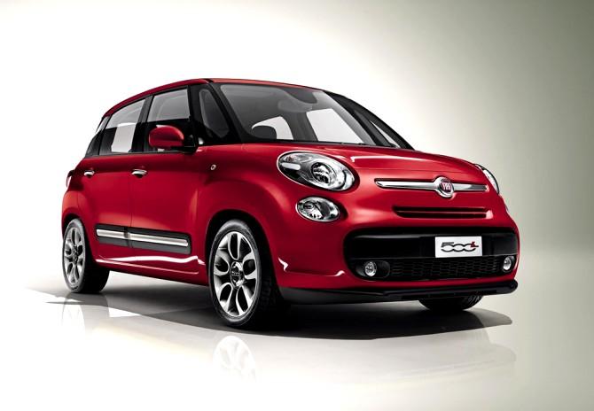 FIAT 500L zvanično 6. marta zvanično 6. marta
