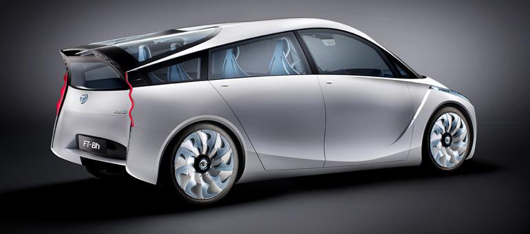 Toyota FT-Bh studija