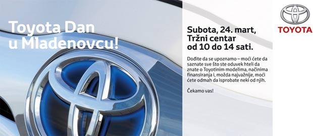 Toyota dan u Mladenovcu