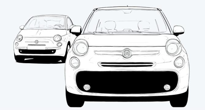 Dizajn proces Fiat 500L