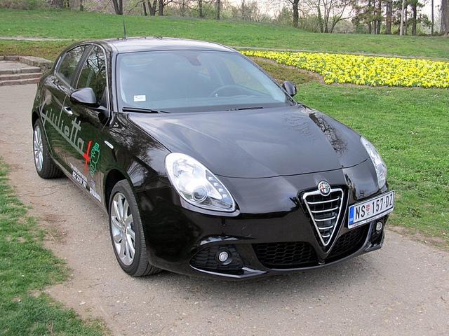 Alfa Romeo Giulietta nikad dostupnija