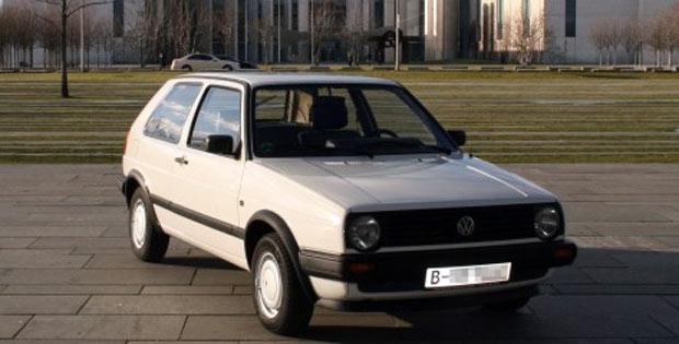 VW Golf Angele Merkel prodaje se za 10.000 evra