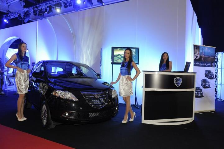 Lancia na Fashion Week-u