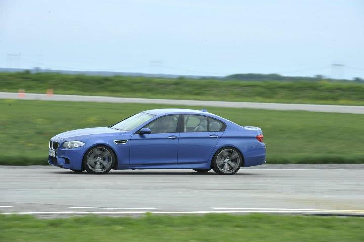 BMW M Experience na stazi NAVAK