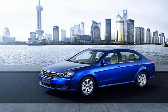 Nova Volkswagenova fabrika u Kinu