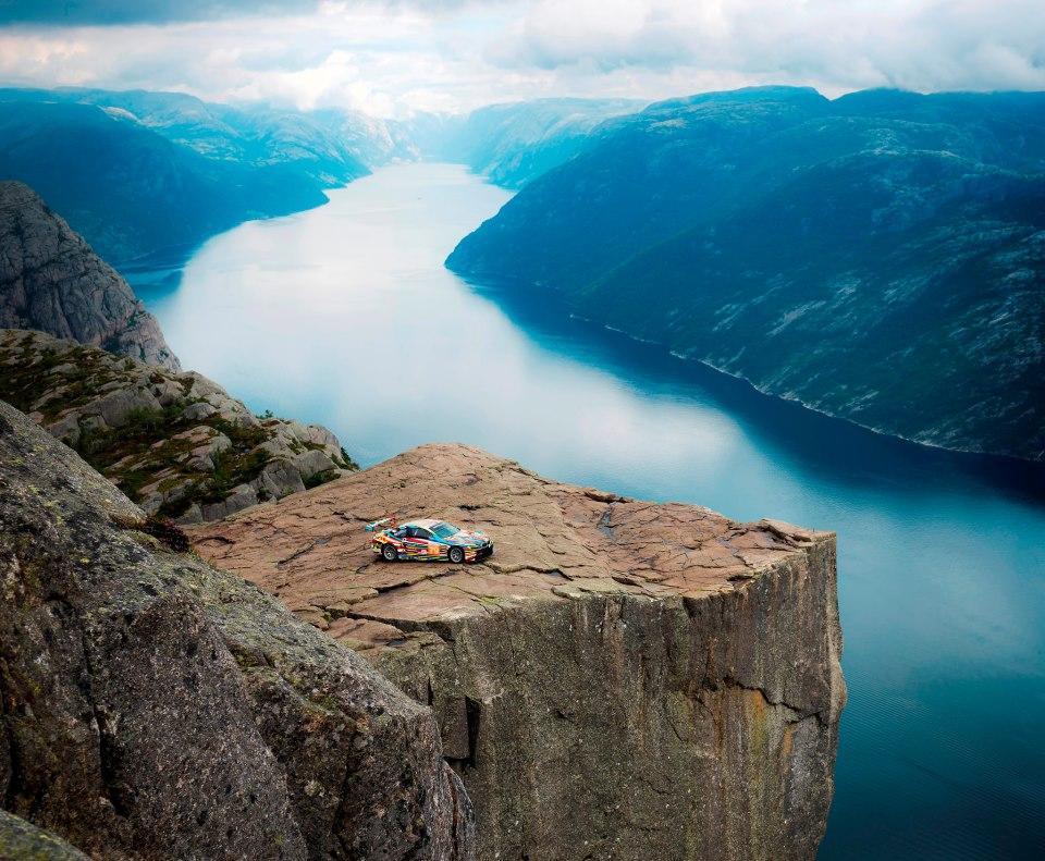 BMW Art automobili u Norveškoj
