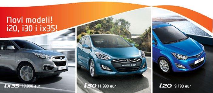 Hyundai letnja prodajna akcija