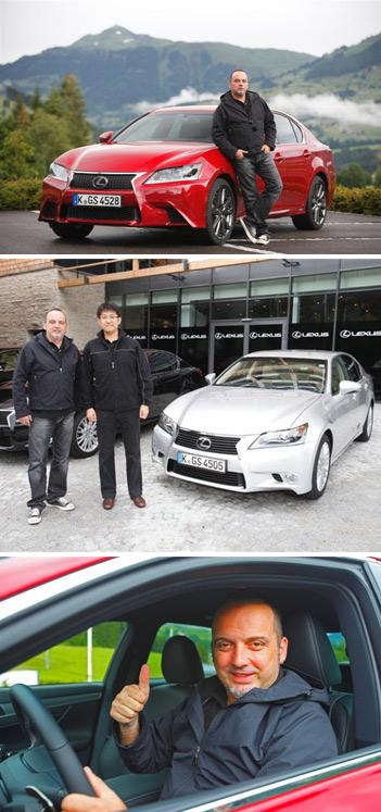 Novi Lexus GS i Tony Cetinski