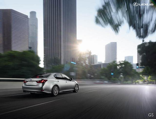 Redizajnirani novi Lexus LS