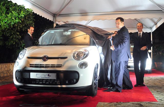 Fiat 500L od subote u prodaji u Srbiji