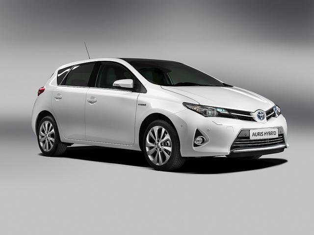 Novi Toyota Auris