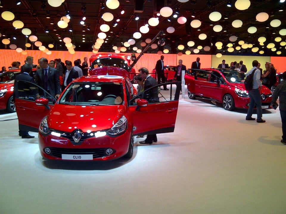 Renault na pariskom Mondialu