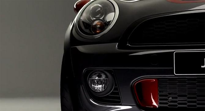 High-Speed dizajn: MINI JOHN COOPER WORKS GP