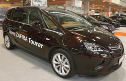 Auto Show: Nova Opel Zafira Tourer