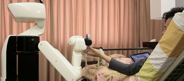 Toyota Motor Corporation razvila prototip robota za pomoć u domaćinstvu
