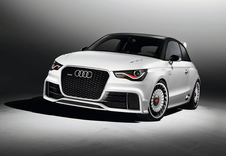 audi a1 clubsport quattro concept. Black Bedroom Furniture Sets. Home Design Ideas
