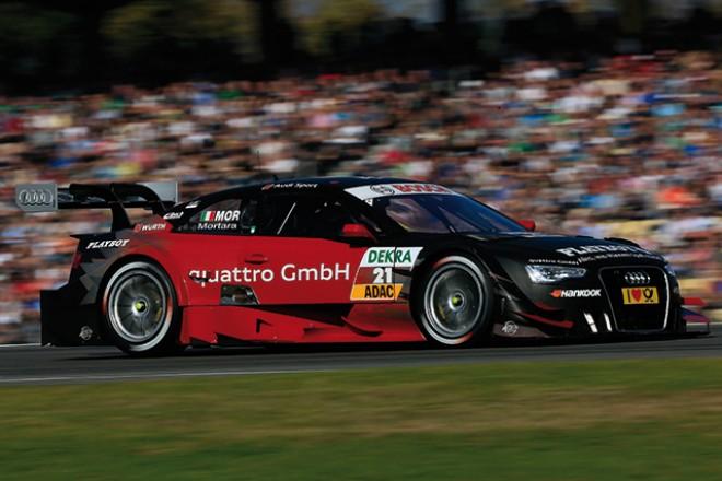 Razočaravajuće finale DTM sezone za Audi