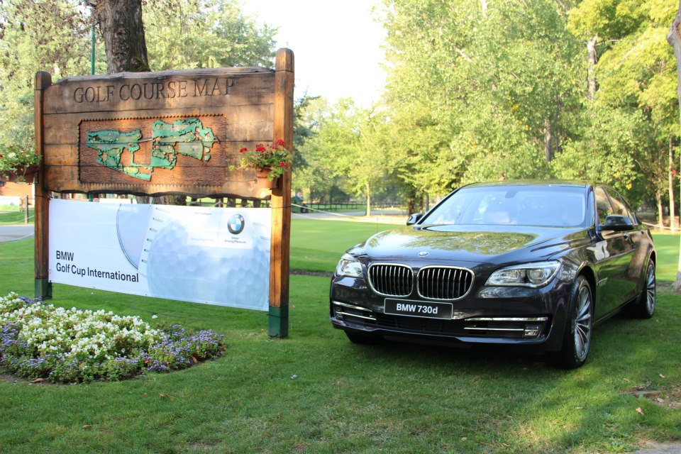 BMW Golf kup 2012.