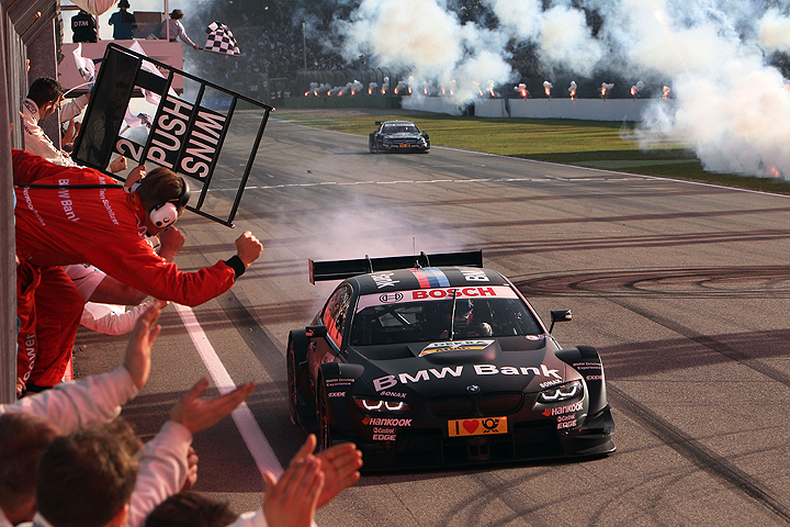 BMW je novi trostruki prvak DTM šampionata!