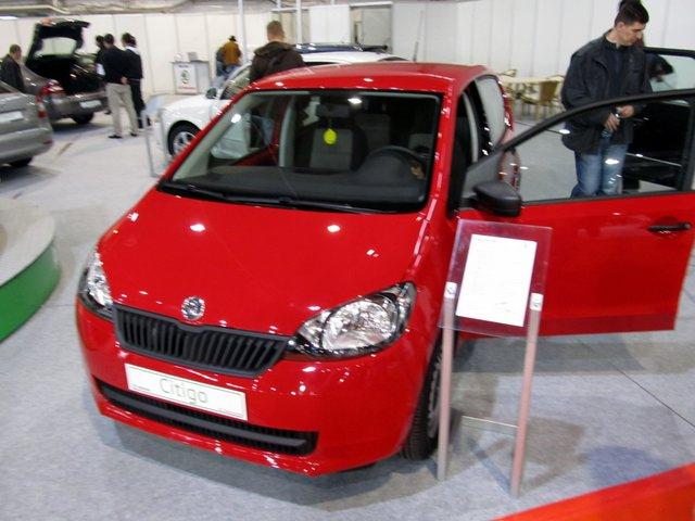 Auto Show: Škoda Citigo za gradsku vožnju