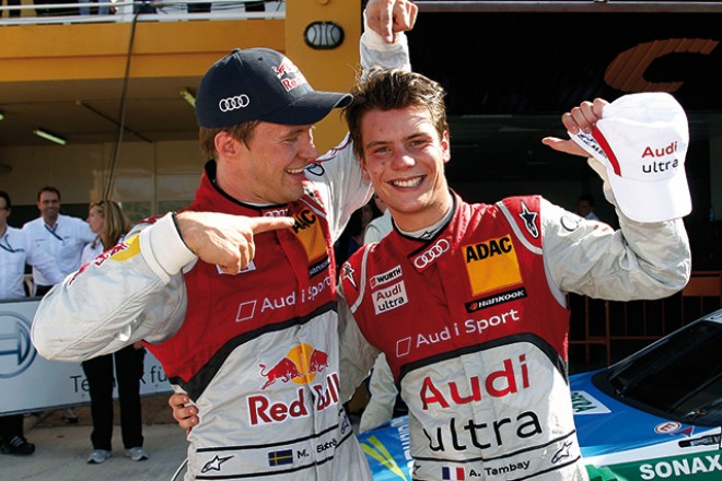 Audi vodi u DTM šampionatu