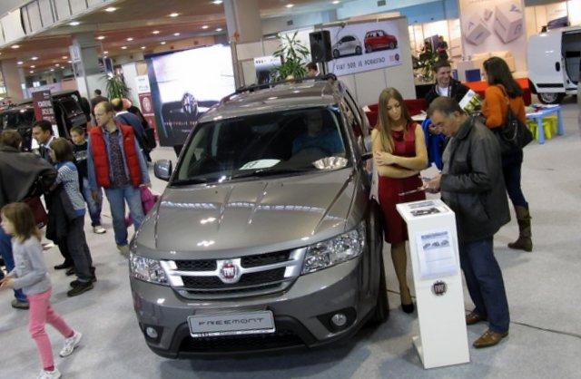 Auto kuća Stojanov prikazala premijerno Fiat Freemont