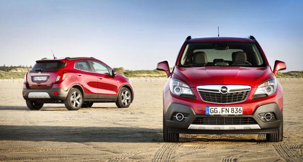 Opel Mokka SUV: Kompaktna veličina, snažan stav