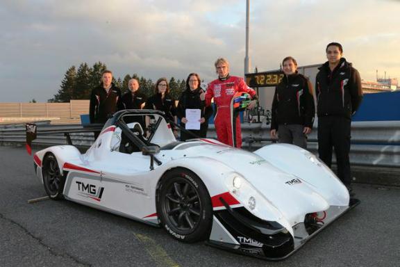 Toyota Motorsport GmbH ponovo probila rekord na Nirburgringu