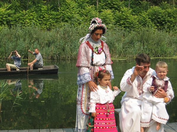 Poseta medija specijalnom rezervatu prirode Gornje Podunavlje