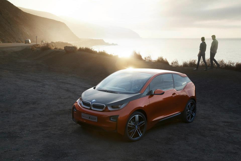 Svetska premijera: BMW i3 Concept Coupe