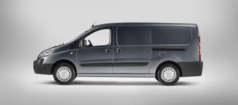 Nova Toyota ProAce