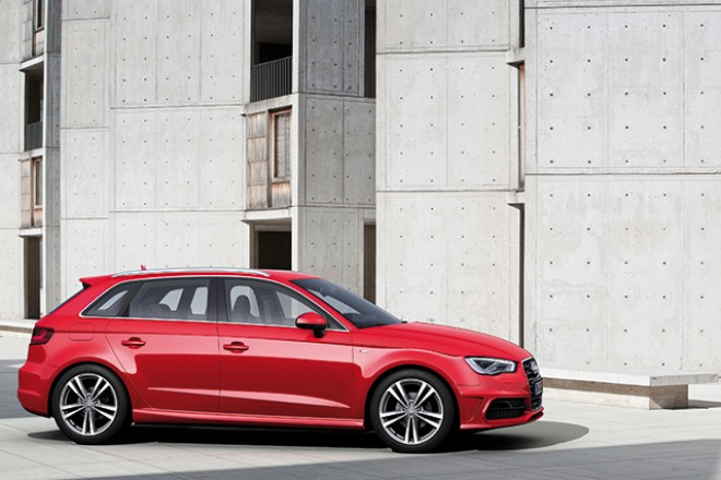 Novi Audi A3 Sportback!
