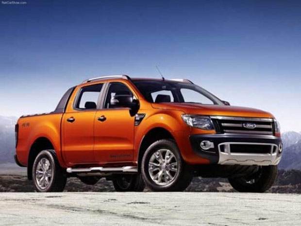 Novi Ford Ranger osvojio nagradu International Pick-Up 2013