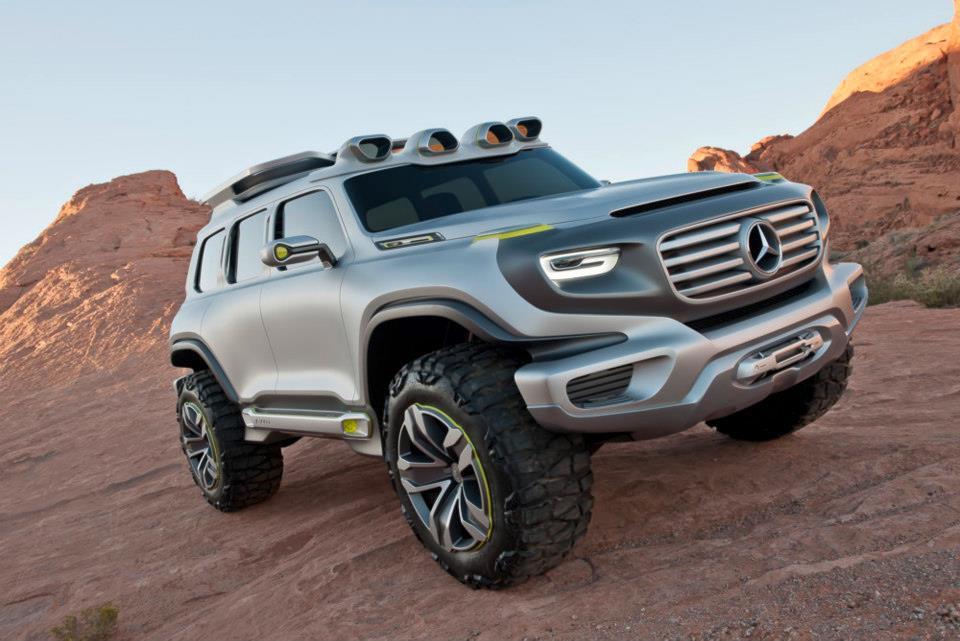 Mercedes-Benz predstavio Ener-G-Force