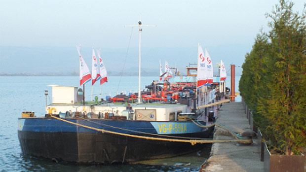 NIS proširuje mrežu stanica za snabdevanje brodova