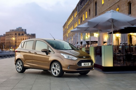 Ford B-MAX osvojio nagradu 'AUTOBEST 2013'