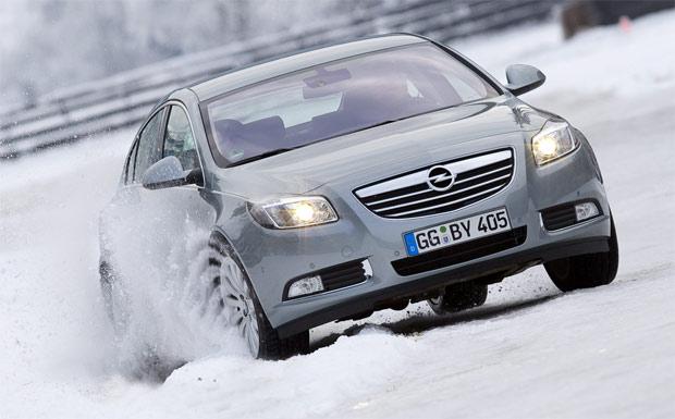Sa Opelom ste bezbedni na snegu i ledu