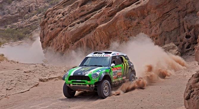 Reli Dakar 2013