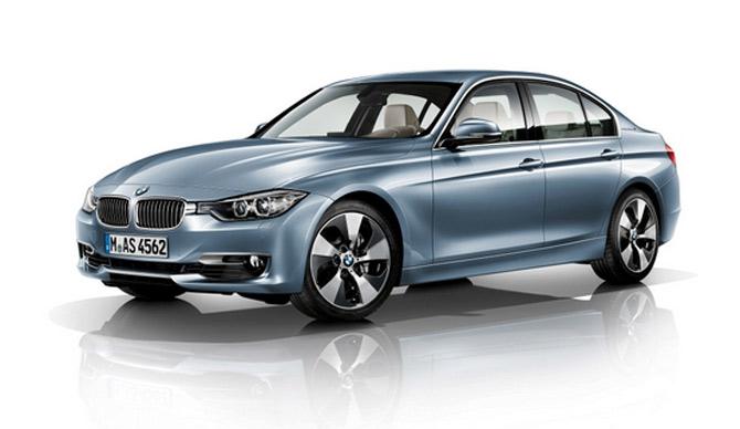 BMW ActiveHybrid 3 troši samo 5,9 l/100 km