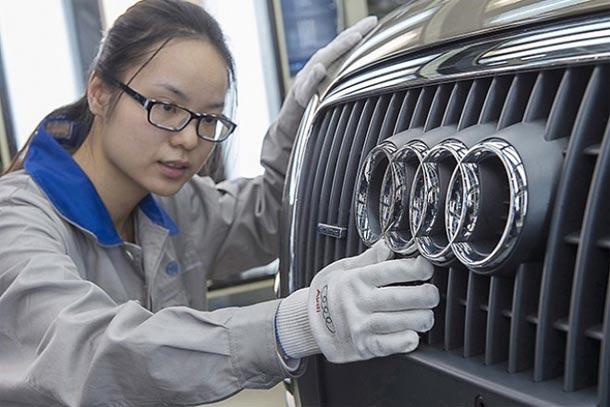 Prodaja Audi vozila u Kini premašila 400.000