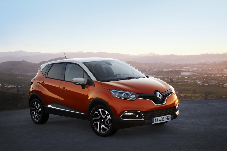 Ekskluzivno vam predstavljamo prvi Renault crossover - Captur!