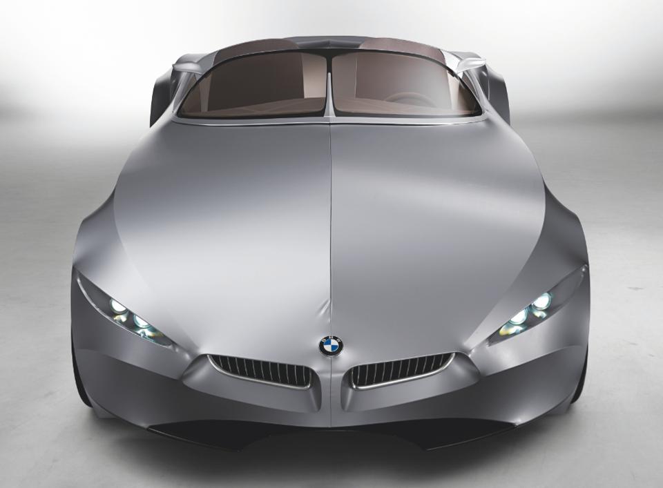 BMW koncepti: The Gina Light Visionary Model