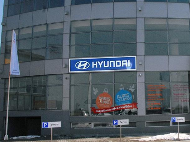 GOTA Hyundai novi Hyundai prodajno-servisni salon u Novom Sadu